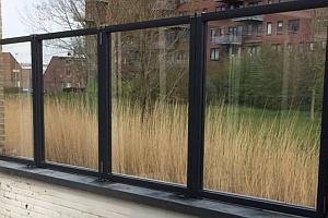 Glazen Afscheiding Terras : Stijlvolle balkonserres en tuinkamers inspiratie